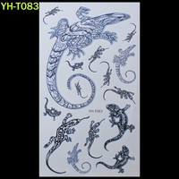 Tattoo Sticker  lizards Painted body art sticker Bracelet