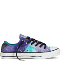 Converse - Chuck Taylor Tie-Dye Multi Panel - Low-Black Multi