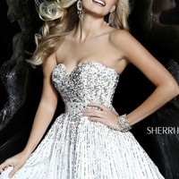 Sherri Hill 8526 Dress