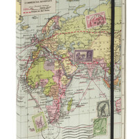 Cargo for It Map Travel Journal