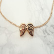Wings For Freedom Necklace