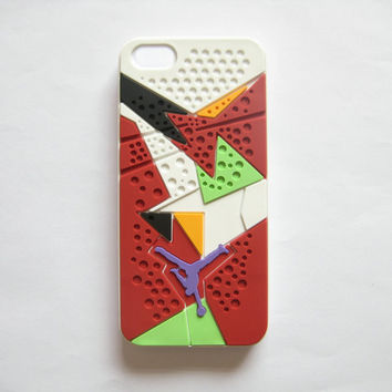 Air Jordan iPhone case 7 Hare iPhone 5 5s