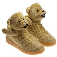 Jeremy Scott Tinsel Bear Shoes