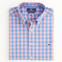 Nerita Check Tucker Shirt