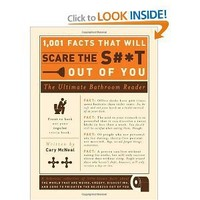 UrbanOutfitters.com > 1001 Facts That Will Scare The Sh*t Out Of You By Cary McNeal