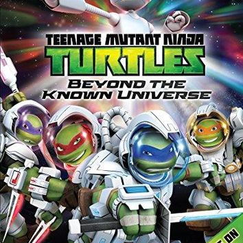Teenage Mutant Ninja Turtles: Beyond the Known Universe