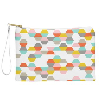 Heather Dutton Hex Code Pouch