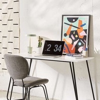 Metal Tubing Desk | Urban Outfitters