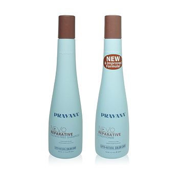 Pravana  NEVO Repairative Shampoo & Conditioner Gluten-Free 10oz