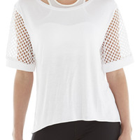 RIZE TOP - WHITE
