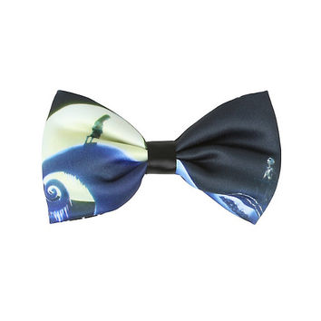 The Nightmare Before Christmas Snow Hill Hair Bow