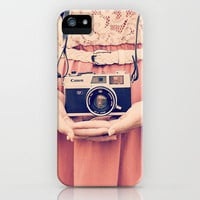 Classic Rangefinder iPhone Case by Mandy_faith | Society6