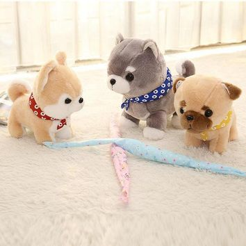 New Kawaii 1pcs 29cm Shiba Inu Dog Brothers Japanese Doll Plush Toys Doge Dog Dolls Cute Cosplay Gifts Soft Animal Toy For Baby