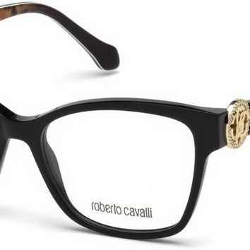 Roberto Cavalli - RC5067 Magliano Black Eyeglasses / Demo Lenses