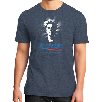 Billie joe armstrong District T-Shirt (on man)