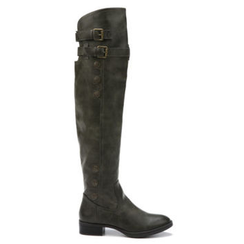 Libby Edelman Padma Womens Over the Knee Boots - JCPenney