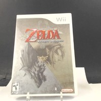Zelda Twilight Princess Wii