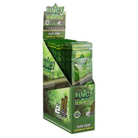 Juicy Hemp Wraps - Natural (Box of 50)