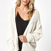 LA Hearts Chunky Stitch Mix Cardigan at PacSun.com