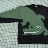See You Later Alligator sweatshirt unisex YOU CHOOSE size and color by creativecallipipper