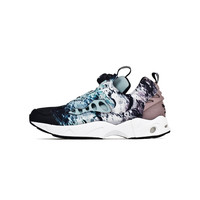 Reebok Men's Instapump Fury Road SG - Black/Winter Sage
