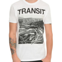 Transit We Can Go Anywhere T-Shirt