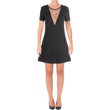 Timo Weiland Womens Cotton Casual Party Dress