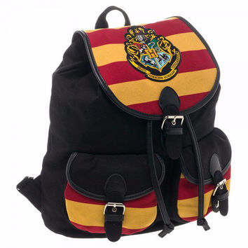 Free shipping OFFICIAL  2017 Harry Potter Bag Hogwarts Knapsack Backpack 12 x 16in for birthday gift