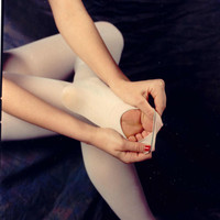 Ladies Primasoft Tights (Ballet Pink)