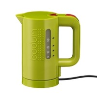 BISTRO | Electric water kettle, 0.5 l, 17 oz Lime green | Bodum Online Shop | United States