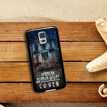 American Horror Story coven In Galaxy Samsung Galaxy S5 Case Planetscase.com