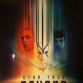 Star Trek Beyond Movie Poster 11x17
