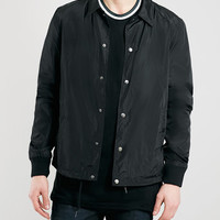 Black Coach Jacket - New This Week - New In