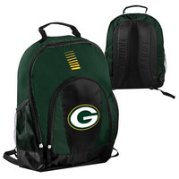 Green Bay Packers Official NFL Prime Time Backpack