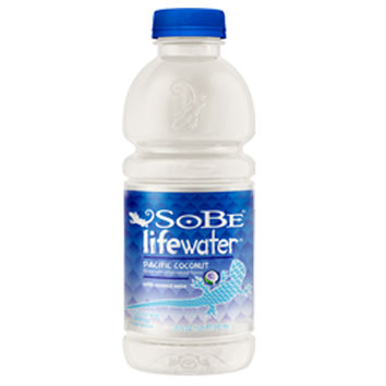SoBe Lifewater Coconut 20 Oz Pack of 12