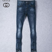 Gucci Pants Trousers Jeans-3
