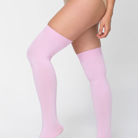 Opaque Over-the-Knee Sock