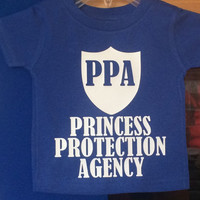 Disney Princess Protection Agency Mickey Mouse Inspired Shirt Personalized Custom