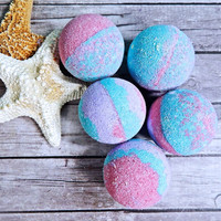 Beach Bliss Bath Bomb