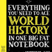 Everything You Need to Ace World History in One Big Fat Notebook: The Complete Middle School Study Guide by Ximena Vengoecheo, Paperback | Barnes & Noble®
