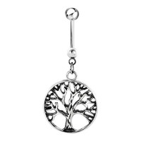 Tree Of Life Body Jewelry Belly Rings  | Pugster.com