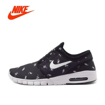 Original New Arrival Authentic NIKE STEFAN JANOSKI Air MAX PRM Men's Skateboarding Sho