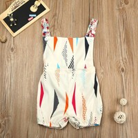 """Modernista"" Girls Toddler Romper"
