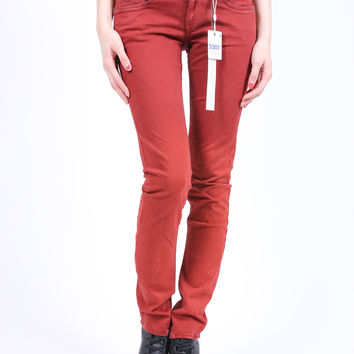 G-Star Raw 3301 Skinny Comfort Junip Sateen OD Bordea UX