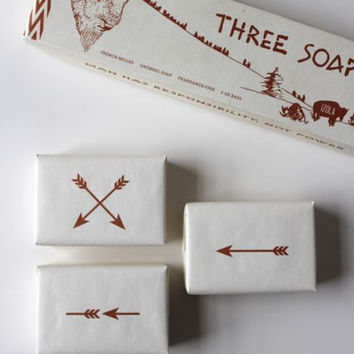 Great Plains Adventures Soap Set