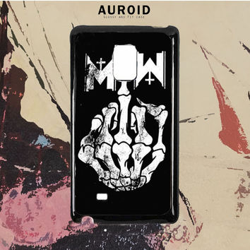 Motionless In White Samsung Galaxy Note 5 Edge Case Auroid