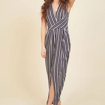 Restaurant Opening Reservation Maxi Dress | Mod Retro Vintage Dresses | ModCloth.com