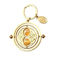 Universal Studios Harry Potter Time Turner Keychain New with Card