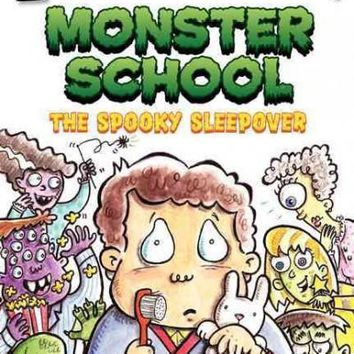 The Spooky Sleepover (I Can Read. Level 2)