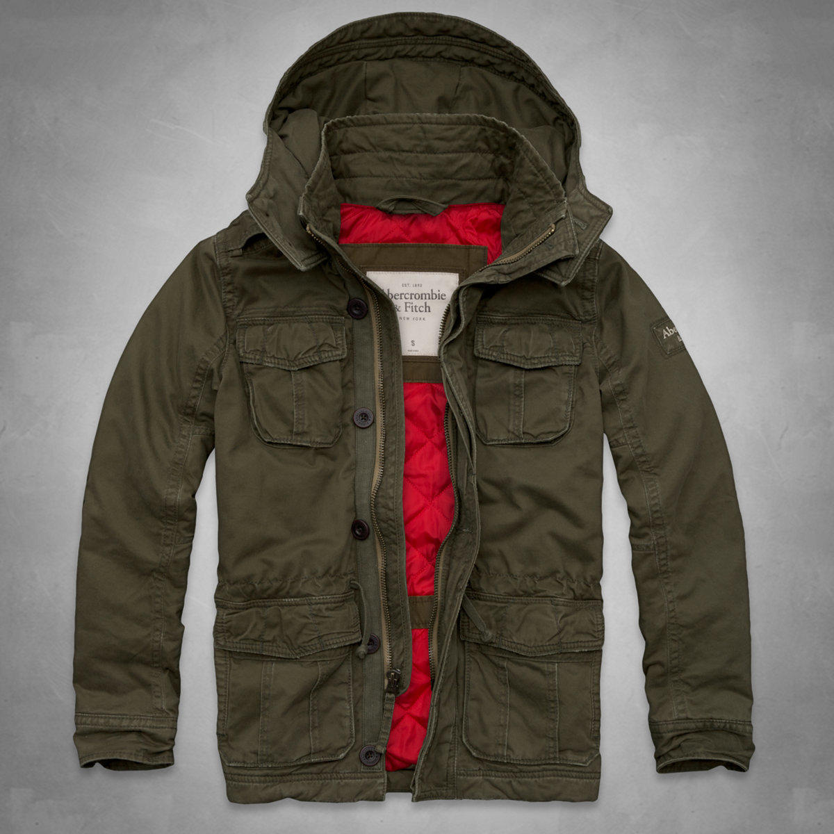 6ab4af4f494 Adams Mountain Jacket from Abercrombie   Fitch
